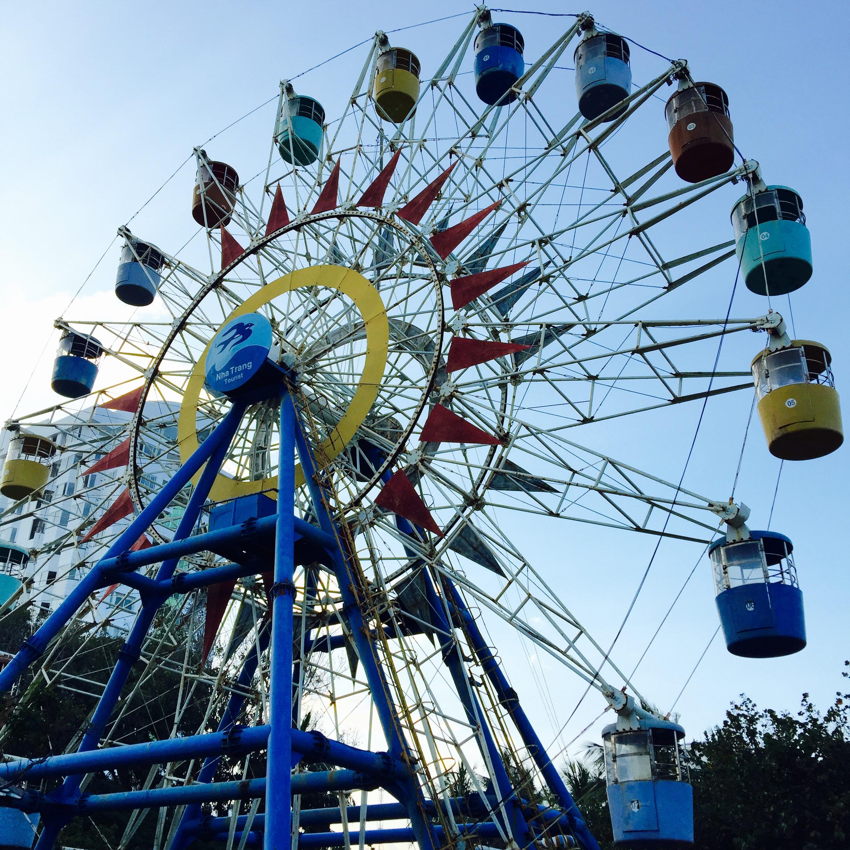 Ferris wheel Nha Trang